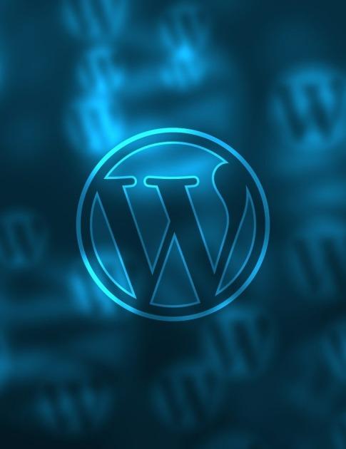 Powered by WordPress Web design